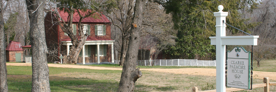 Clarke-Palmore House Museum - County of Henrico, Virginia
