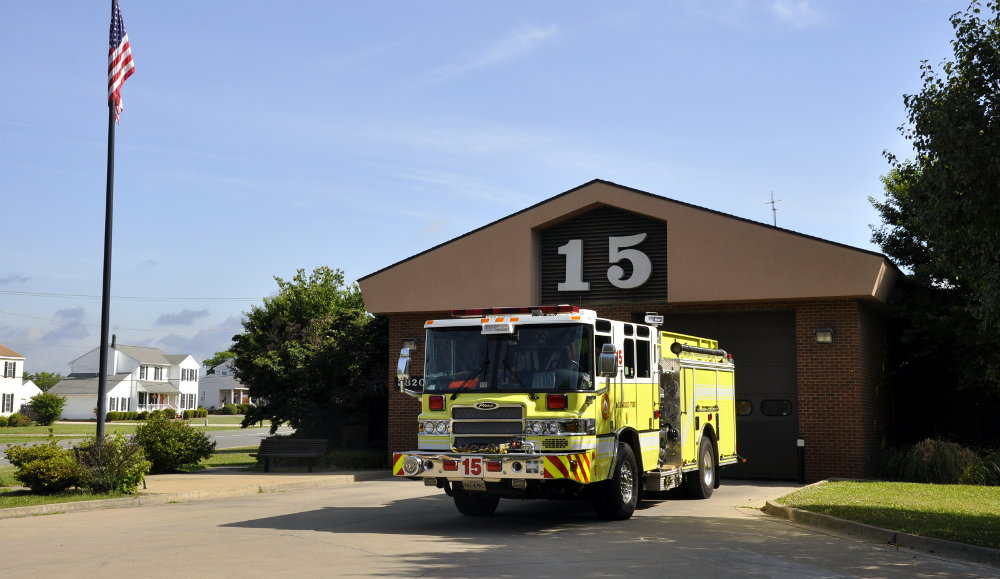 Firehouse 15 photo