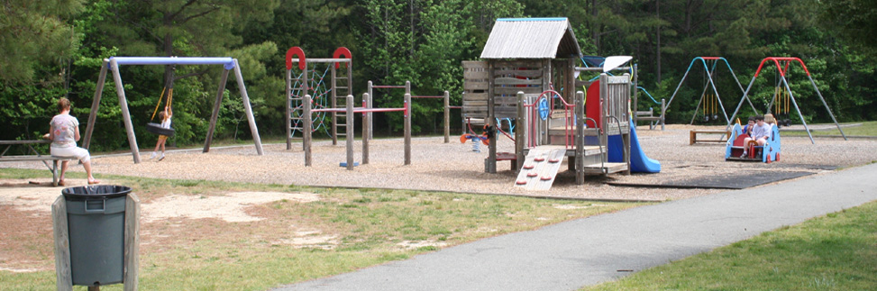 Poucey Tract Playground