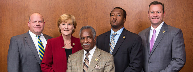 Henrico County Board of Supervisors