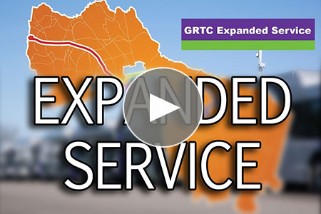 View video of GRTC expanded services in Henrico