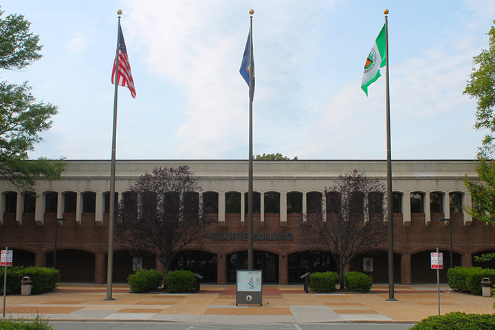 Henrico County Courts Building