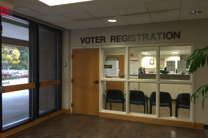 Voter Registration & Elections Office