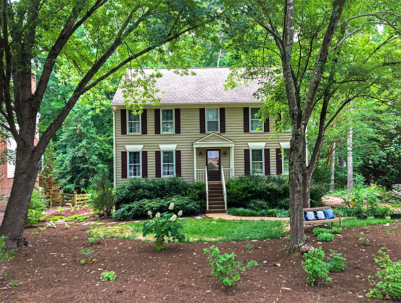 House that won the 2019 Land Lover award for Tuckahoe